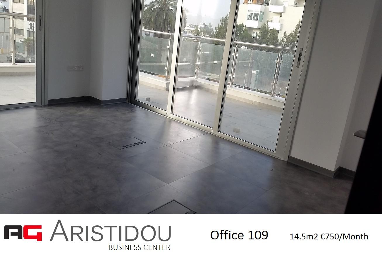 Office 109 Ekaterini Court VII – Aristidou Business Center